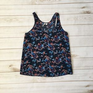 Multicolor tank top by Frenchi